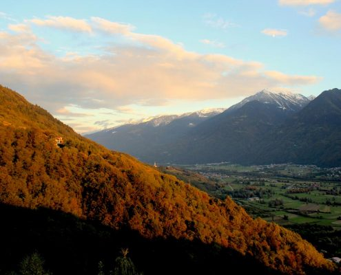 bed and breakfast valtellina