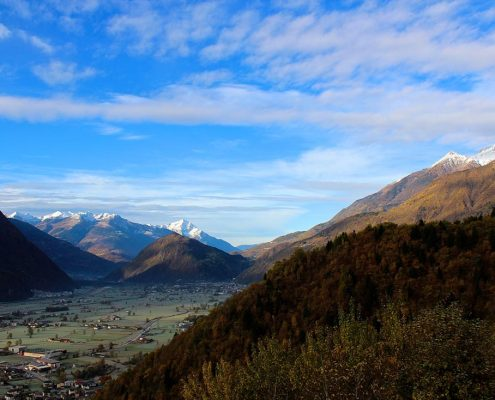 bed breakfast valtellina berbenno